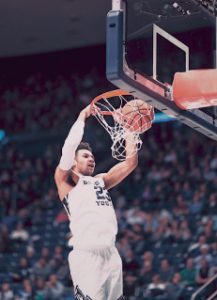 BYU's Childs Earns WCC and NCAA March Madness Player of the Week Honors
