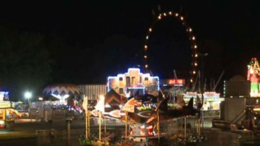 Man inspecting carnival ride falls to his death