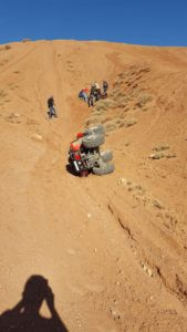 Two 12-year-olds injured in ATV near Salina
