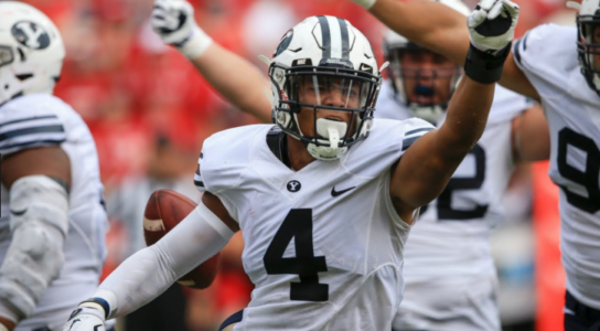 BYU's Fred Warner drafted in third round by San Francisco 49ers