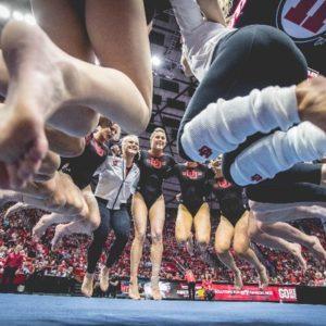 Utah Gymnastics Vaults Into St. Louis