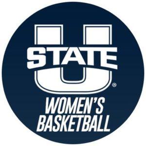 Ashley Gill Joins USU Women's Basketball Staff