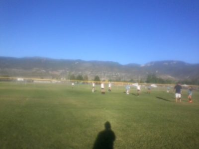 Wasatch Girls Soccer Competes At Snow College