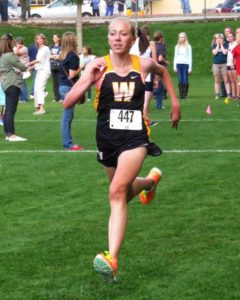 Wasatch Girls Place 10th at State Cross Country Championships