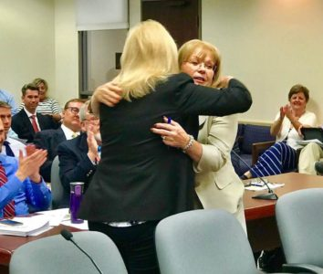 Wife of deceased Utah councilman appointed to his seat