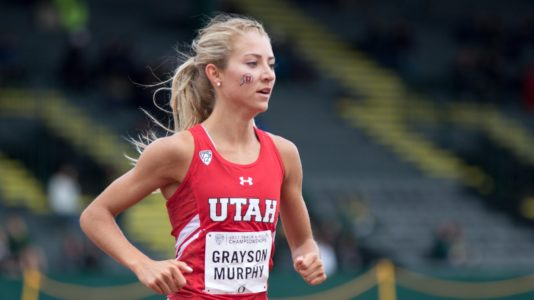 Grayson Murphy Qualifies for USATF Championships