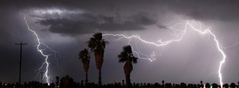 The Latest: Forecasters warn of more Arizona flooding
