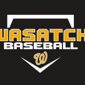 Wasatch Baseball Has Several Named to All-State Team