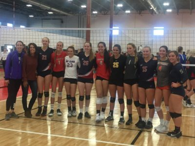 Wasatch High Volleyball Camp 2018