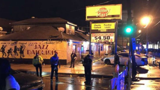 Three dead, seven injured in New Orleans shooting; killers on the loose