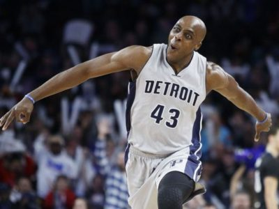 The Latest: Anthony Tolliver is returning to Minnesota