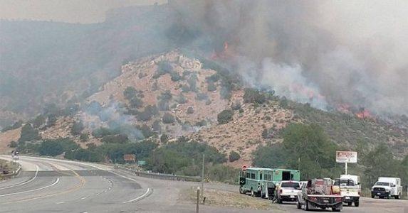 Dollar Ridge Fire Evacuees Allowed To Return Home Tuesday