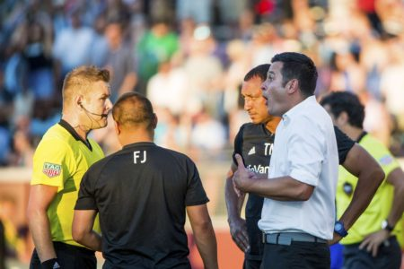 Real Salt Lake coach Mike Petke suspended, fined