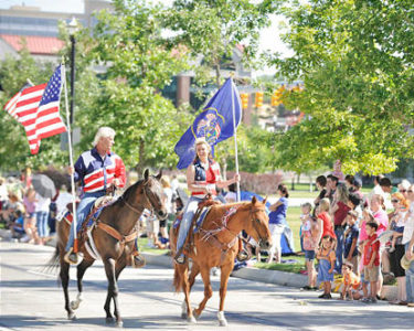 Utah celebrates Pioneer Day recognizing early settlers