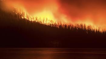 Utah Firefighter Dead