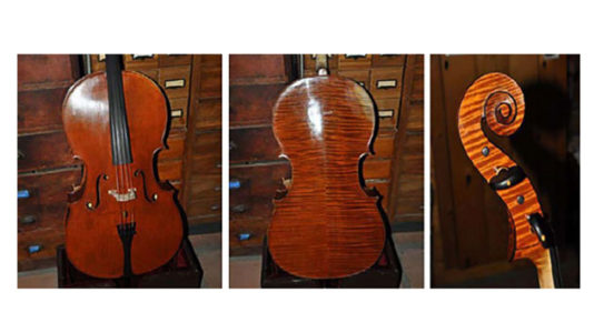Rare $100,000 cello used to score 'Star Wars' soundtrack stolen