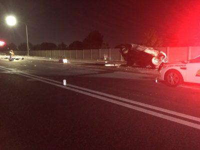 3 killed in wrong-way crash on Interstate 15 in Bountiful
