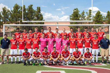 Dixie State Men's Soccer Outlasts Texas-Permian Basin Thursday