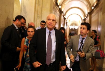 McCain Dies