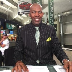 Thurl Bailey At Wasatch High September 10