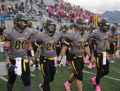 Wasatch Football Gets Past Park City 13-7