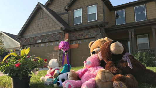 Investigators find bodies believed to be 2 young daughters of father arrested for murder