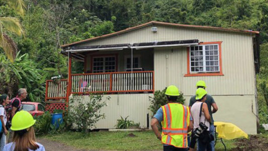 Nearly 1 year after Hurricane Maria, 100 percent of customers have power in Puerto Rico: Officials