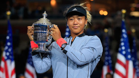 Naomi Osaka makes history of her own in US Open win over Serena Williams