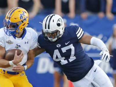 No. 25 BYU rolls past FCS McNeese State, 30-3