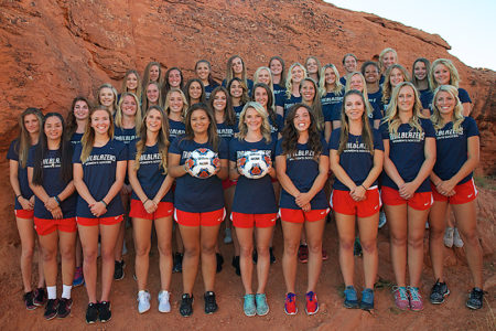 Dixie State Women's Soccer's Ashton Wins RMAC Defensive Player of Week Award