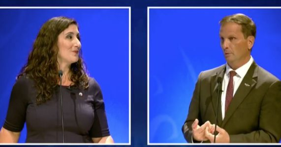 2nd Congressional District candidates talk Trump, security