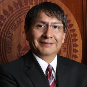 Navajo VP faces challenge in bid for presidency