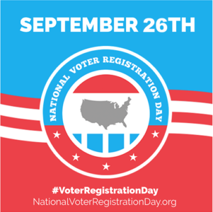 Get ready for Election Day with voter-registration events