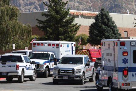 Utah high school evacuated after students sickened by odor