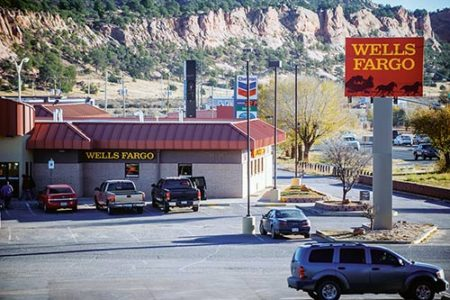 Navajo to appeal dismissal of case against Wells Fargo