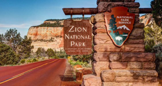 Zion National Park reopens flood-damaged Angels Landing