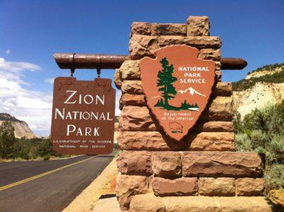 Zinke heads to Zion to highlight park maintenance backlog