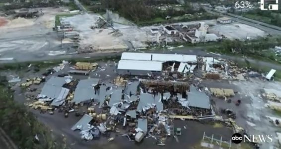 Hurricane Michael by the numbers: At least 5 dead, over 900,000 homes, businesses without power