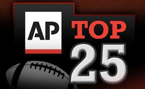 AP Top 25: Record changes in Top 25 after 11 ranked losses