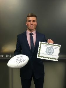 Brydger Purdy Named As Deseret News' Football Player of the Week