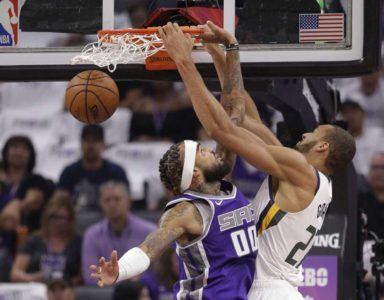 Mitchell comes up big late as Jazz top Kings 123-117