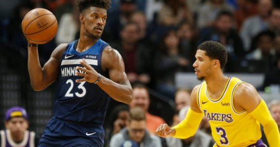Wolves hold out Butler vs. Jazz for 'precautionary rest'