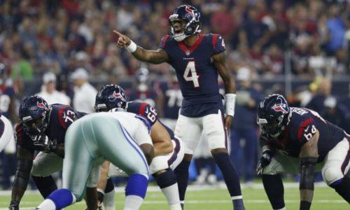 Fairbairn's FG in OT lifts Texans over Cowboys 19-16