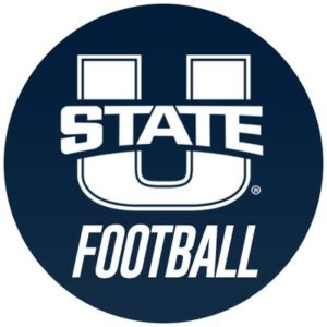 Utah State Football In Action At Boise State For Divisional Title Saturday