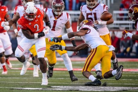 Utah dominates USC for a 41-28 win