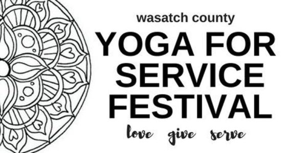 Yoga For Service Comes To Wasatch County