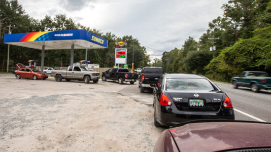 Hurricane Michael shuts down 40 percent of Gulf oil production. What will it do to gas prices?