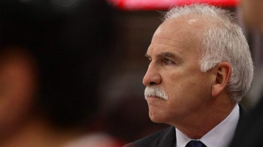 Chicago Blackhawks fire head coach Joel Quenneville