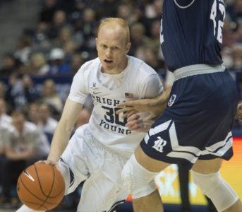 Childs scores 28 points; hot-shooting BYU beats Rice 105-78