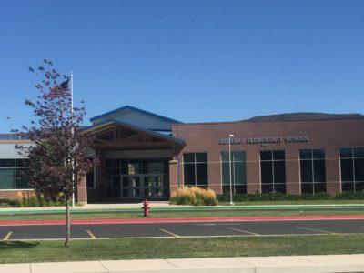 High performing Utah school is off the beaten path